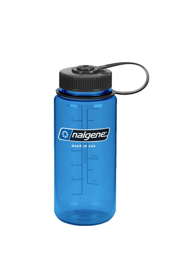 Nalgene- Bottle 16 oz Wide Mouth