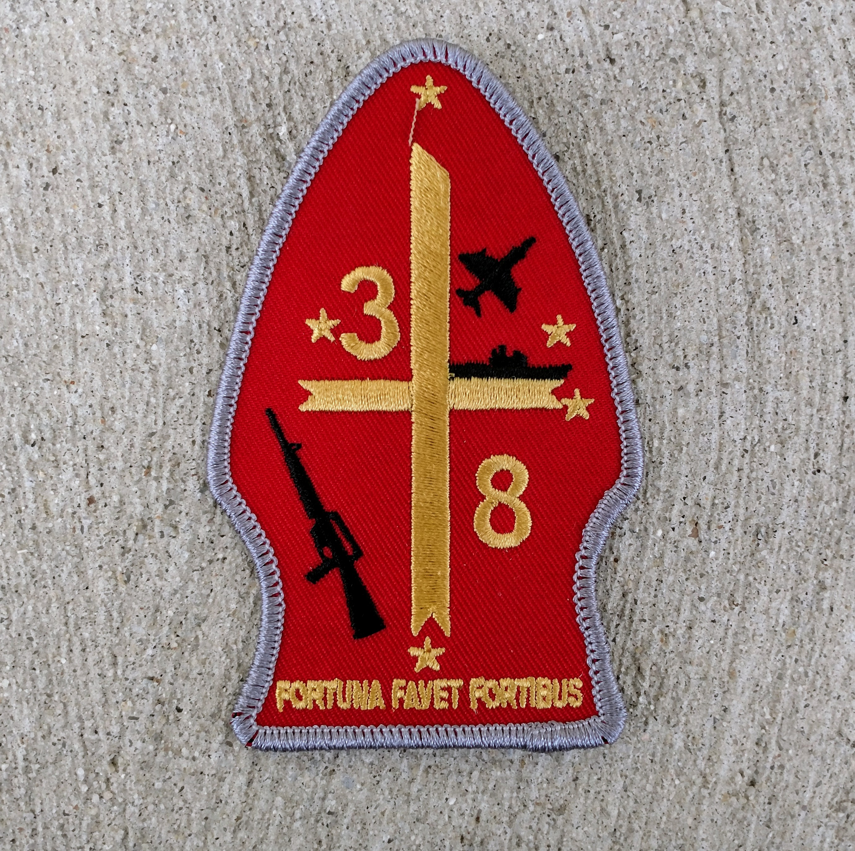Patch-3/8 Unit