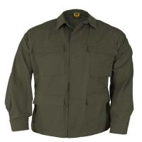 BDU Top-O.D. Green