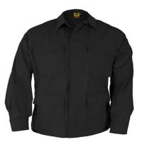 BDU Top-Black