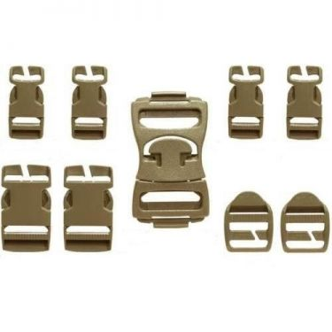 NEW USMC- Molle Pack Buckle Repair Kit