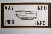 Patch-Flight/AAV Amtrac