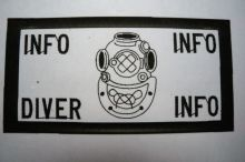 Patch-Flight/Scuba Helmet