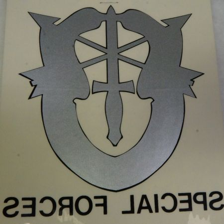 Decal-Special Forces