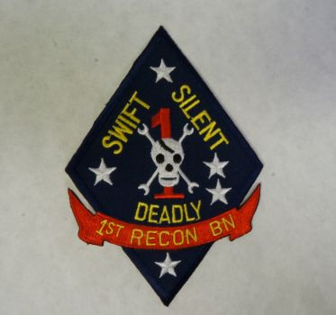 Patch- 1st Recon BN
