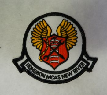 Patch- Headquarter & Headquarter Squadron HQHQRON MCAS New River