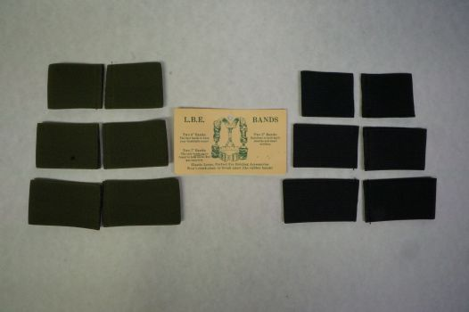 L.B.E. Bands Elastic Loops