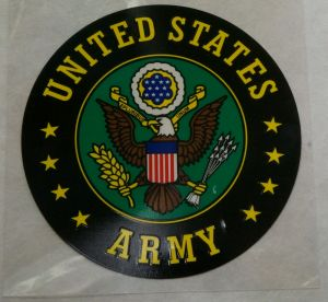 Decal-United States ARMY