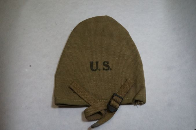 VINTAGE-WWII ERA US T Handle Shovel Cover Dated 1943