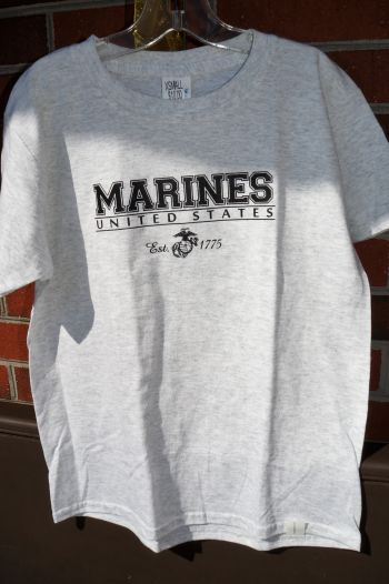 Youth-T-Shirt-United States Marines