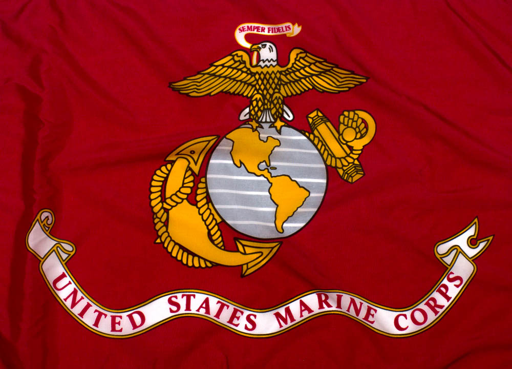 United States Marine Corps Flag 3'X5' Made in USA