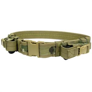 Tactical Belt W/ Mag Pouches