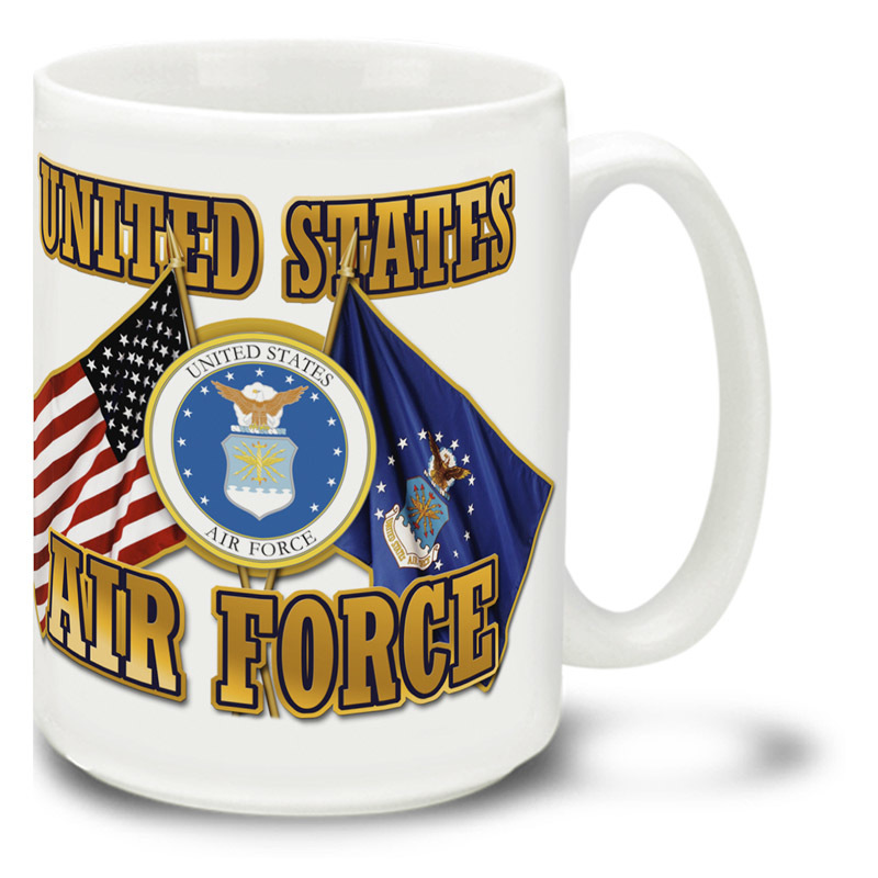 Coffee Cup-Air Force