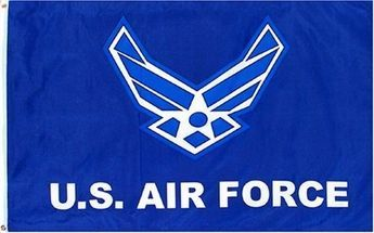 US Air Force Flag 2'x3'