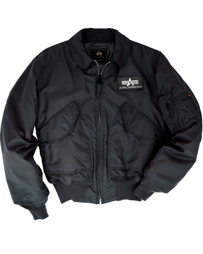 Alpha Industries 45-P Flight Jacket