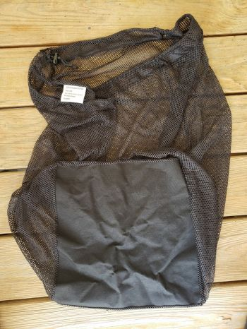 USMC-Black Mesh Bag USED **Call 910-347-3520 for pricing and availability**