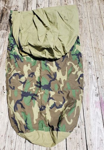 USMC-Bivy Cover Camo USED **Call 910-347-3520 for pricing and availability**