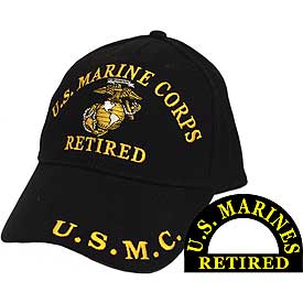 Cap- Marine Retired