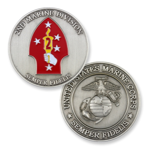 COIN-2nd MARINE DIVISION