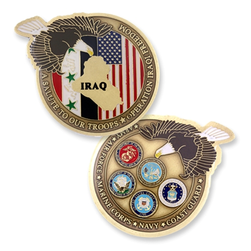 COIN-IRAQI FREEDOM