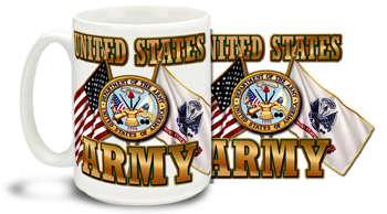 Coffee Cup-Army