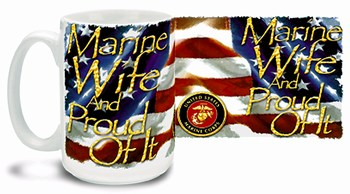 Coffee Cup-Proud Wife