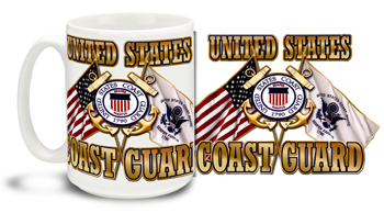 Coffee Cup-Coast Guard