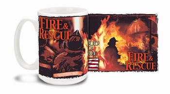 Coffee Cup-Fire and Rescue