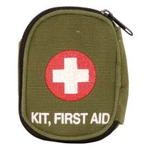 First Aid Kit With Contents