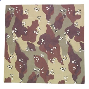 Bandana-6Color Desert Camo