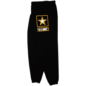 Army Star/ Sweat Pants