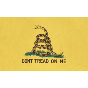3'x5' Don't Tread On Me