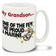 Coffee Cup-My Grandson One Of the Few