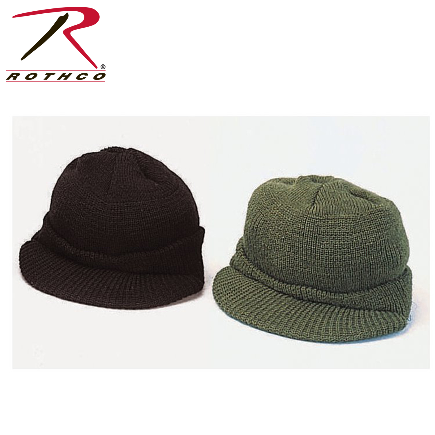 Jeep Cap-100% Wool