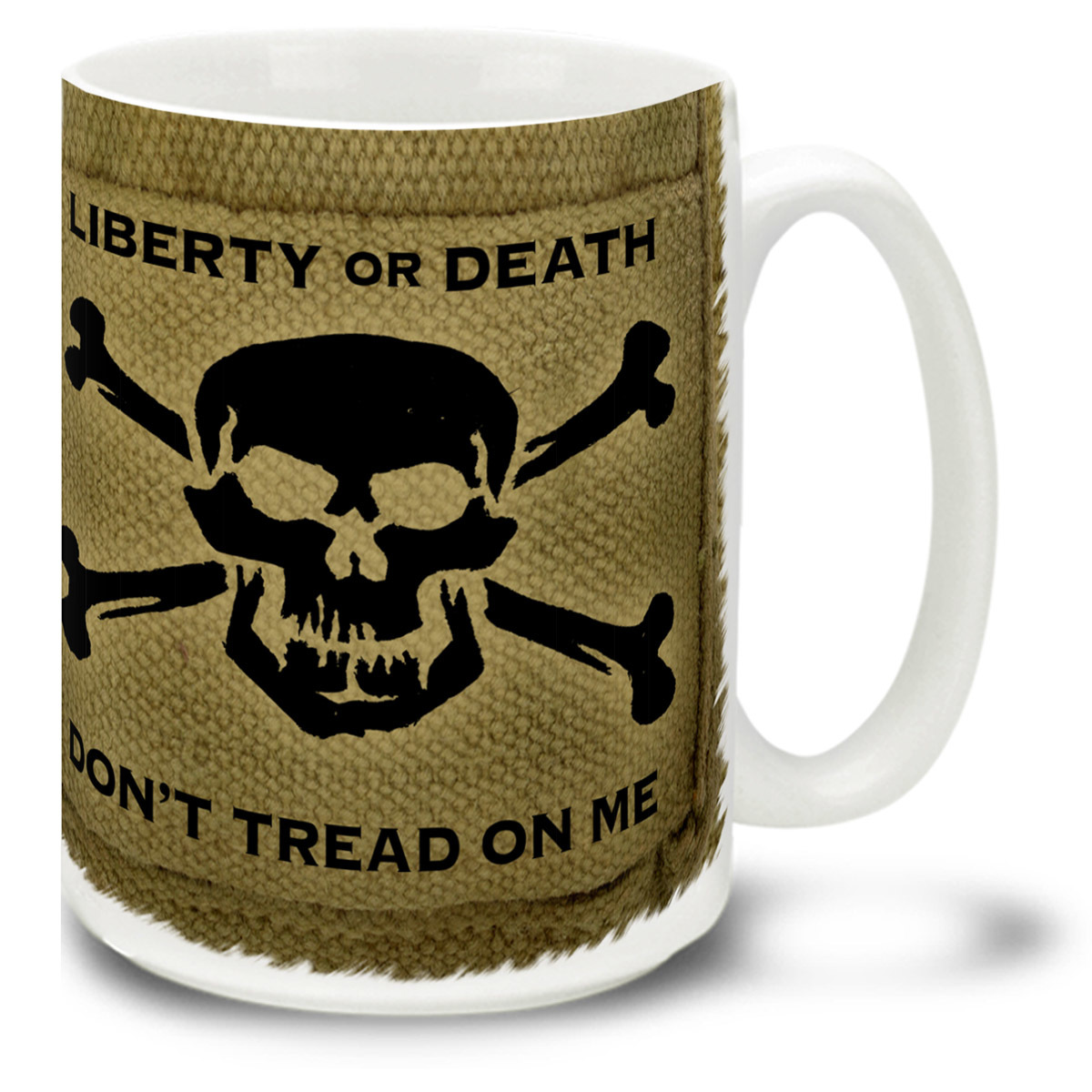 Coffee Cup-Liberty or Death