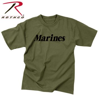 Youth Marines Short Sleeve T-Shirt