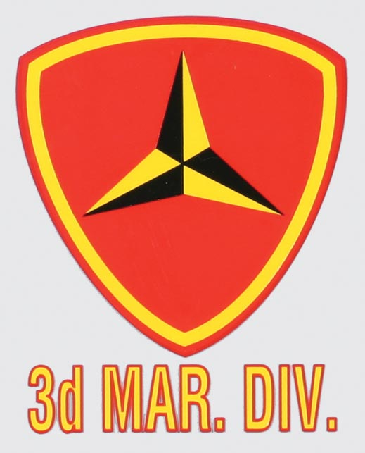 Decal-3rd Div.