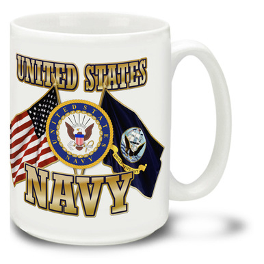 Coffee Cup-Navy