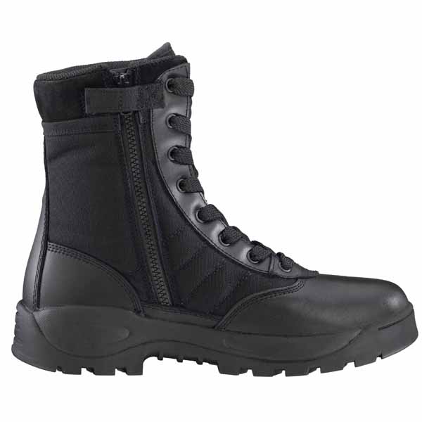 "SWAT Classic 9"" Light Safety Toe Side Zip"