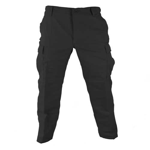 BDU Trousers-Black