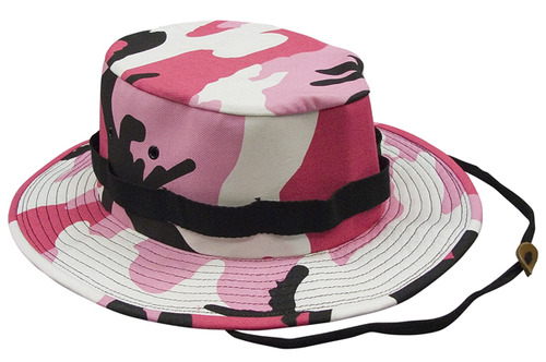Jungle Hat-Pink