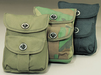Two Pocket Ammo Pouch