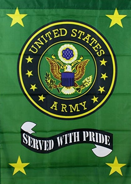 Army House Banner 28x40