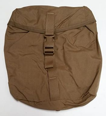 USED USMC-FILBE Sustainment Pouch Coyote **Call 910-347-3520 for pricing and availability**