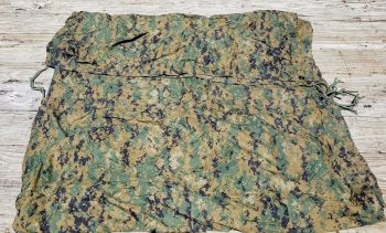USMC-Digital Reversible Tarp USED **Call 910-347-3520 for pricing and availability**